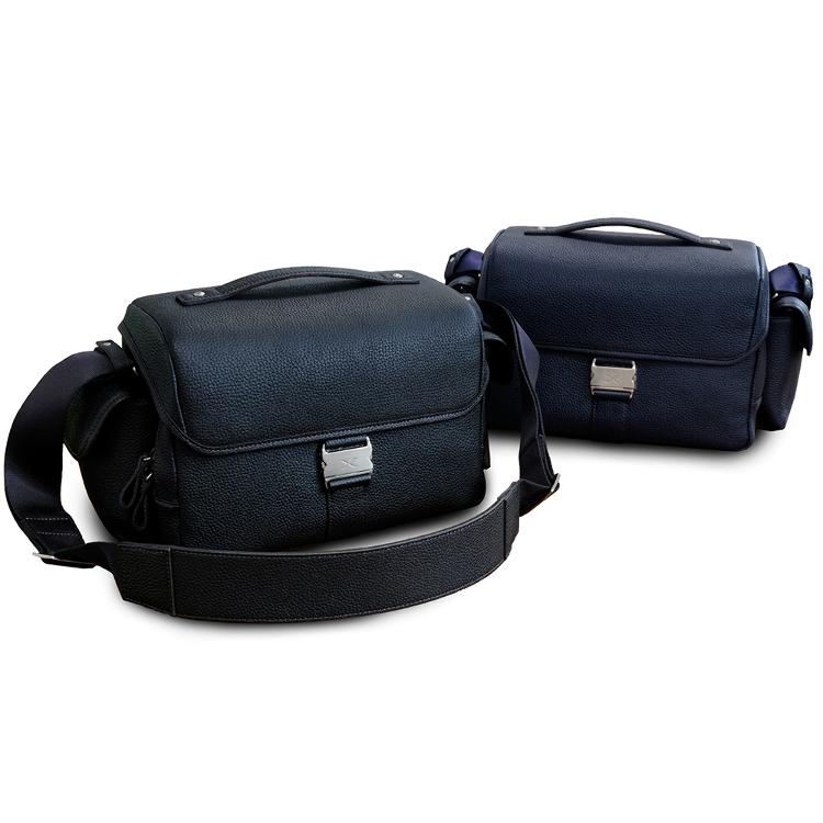 FUJIFILM X original genuine bull leather camera bag (large)
