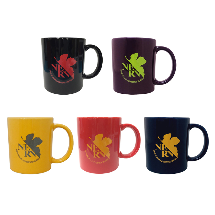 NERV Mug Cups (Five Types)