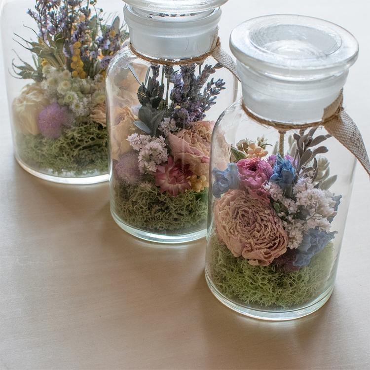 Dried Flower Swag, Bouquet & Arrangements