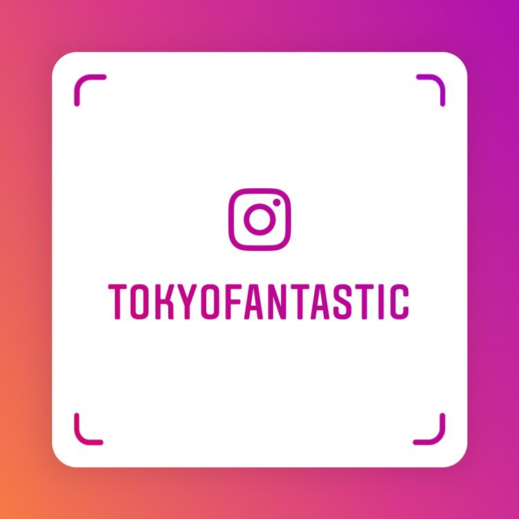 Shop Instagram @tokyofantastic