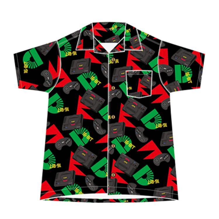 Sega Genesis Hawaiian Shirt