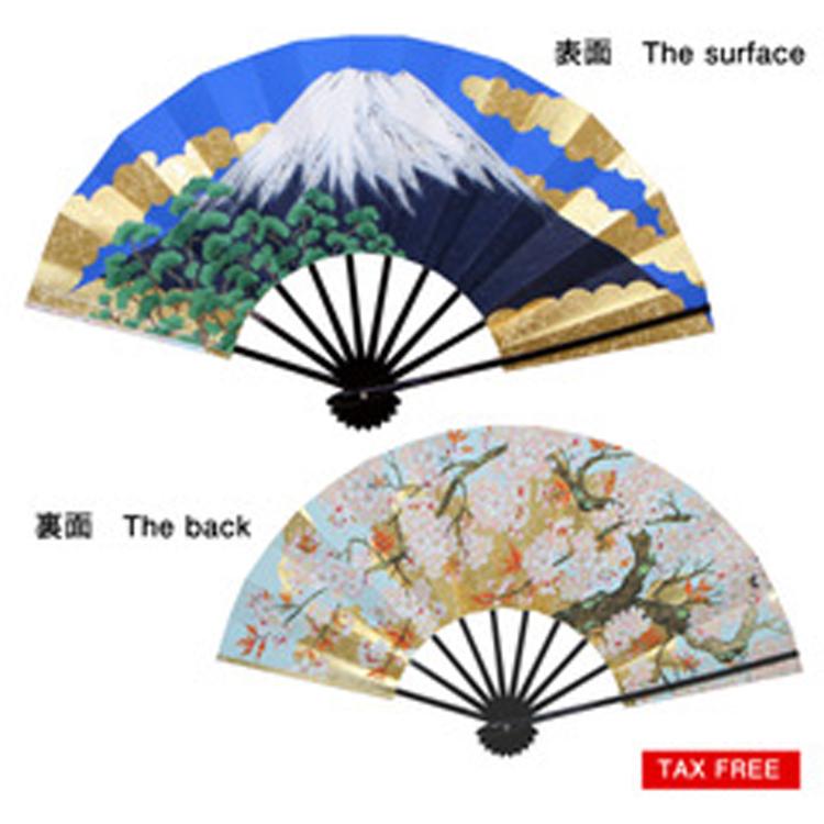Ornamental fan Fuji / Sakura