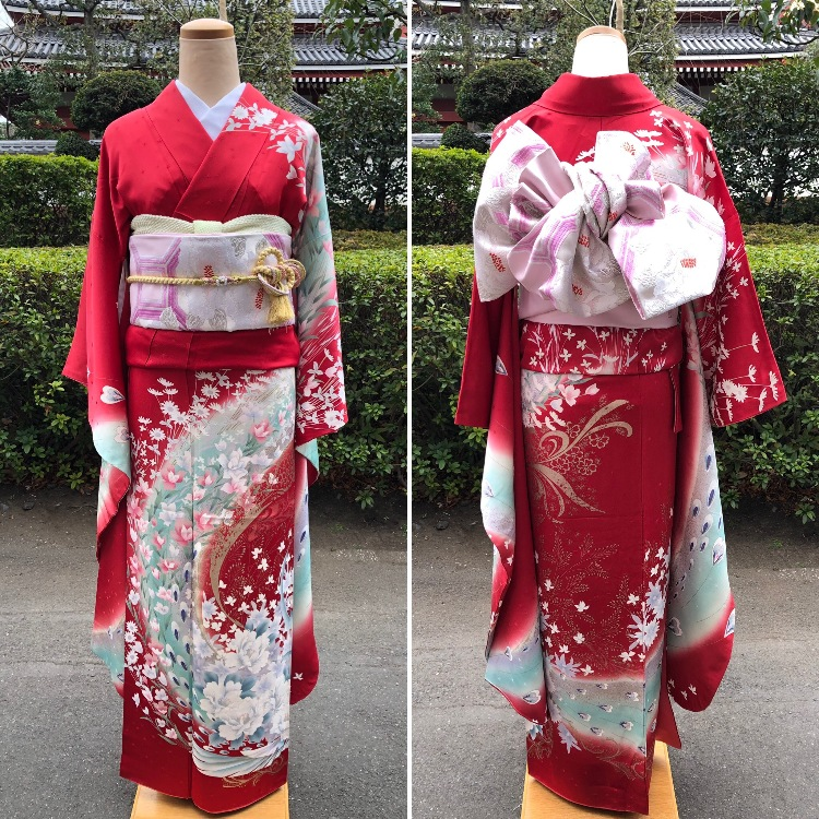 【Sale】Furisode(Used)