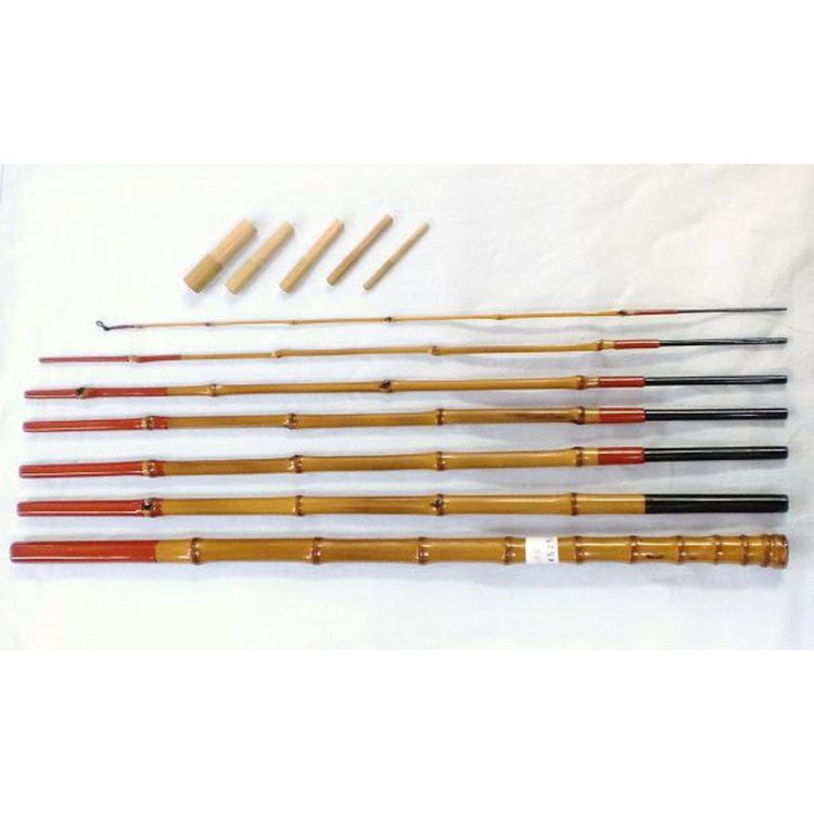 River rod, length approximately 3m