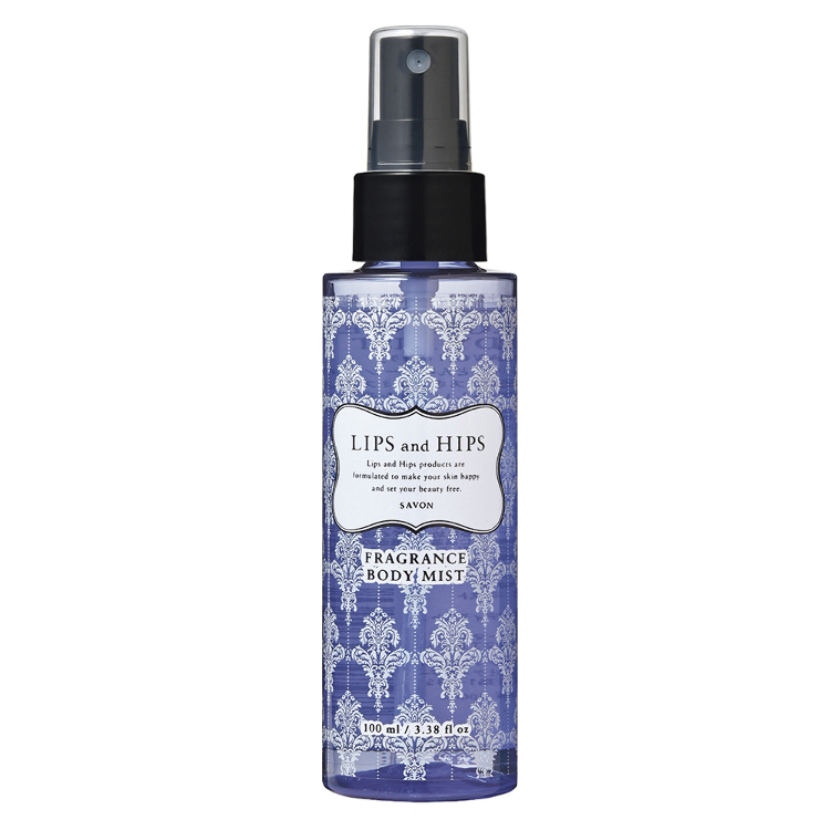 LIPS and HIPS fragrance body mist