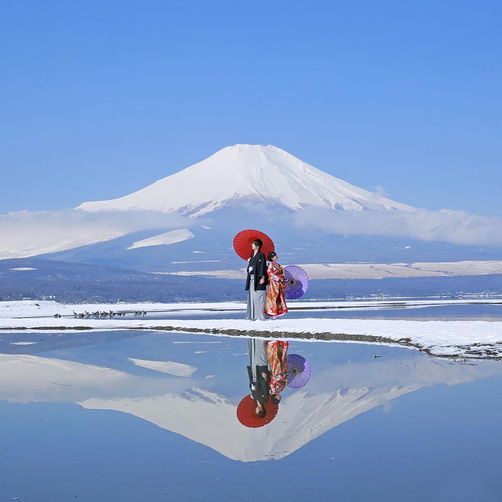 富士前撮りプラン