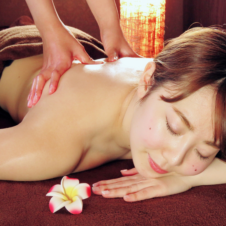Aroma Course / from 60 minutes