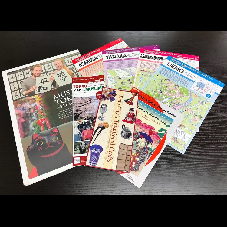Pamphlet Distribution