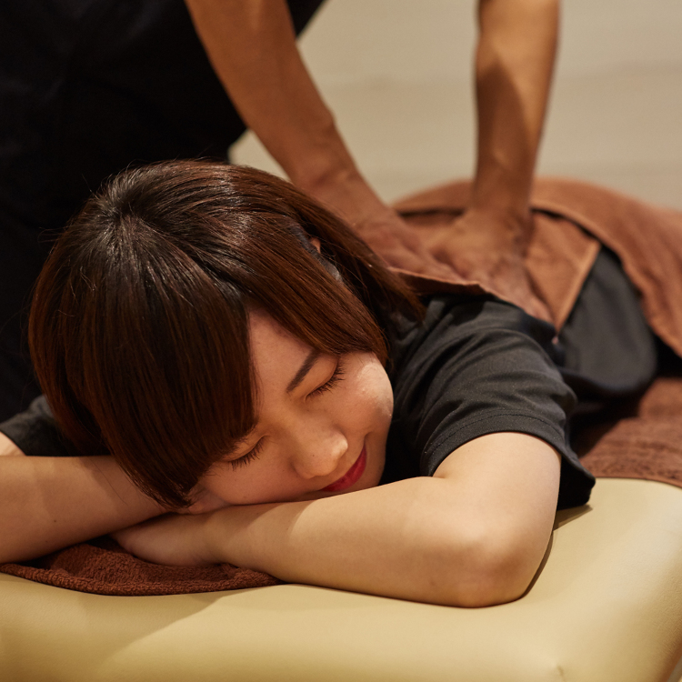 Stable pressure osteopathy through deep pressuring