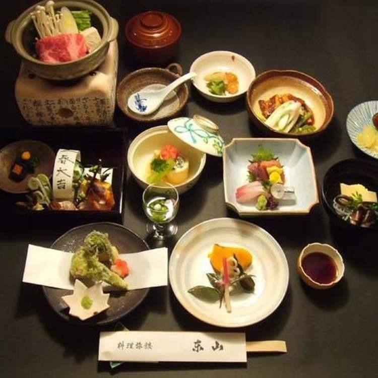 Kaisekiryori Kappo Ryokan Higashiyama