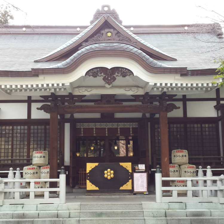 Torikoe Shrine