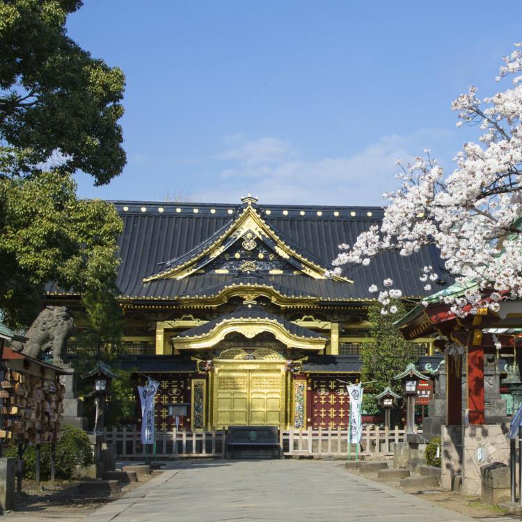 Ueno Toshogu