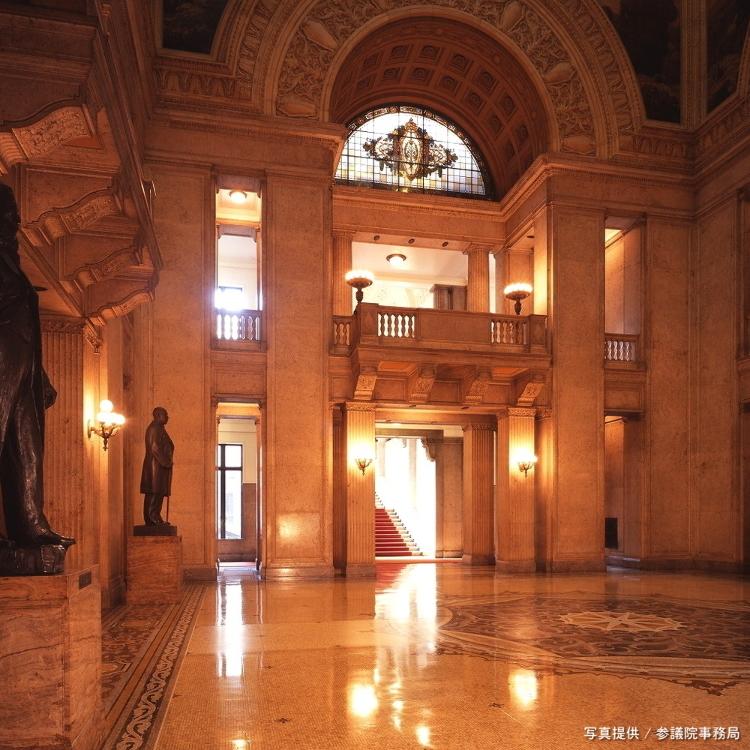 国会会议厅(参议院)