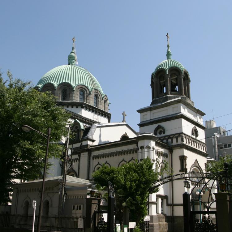 Nikolai-do Holy Resurrection Cathedral