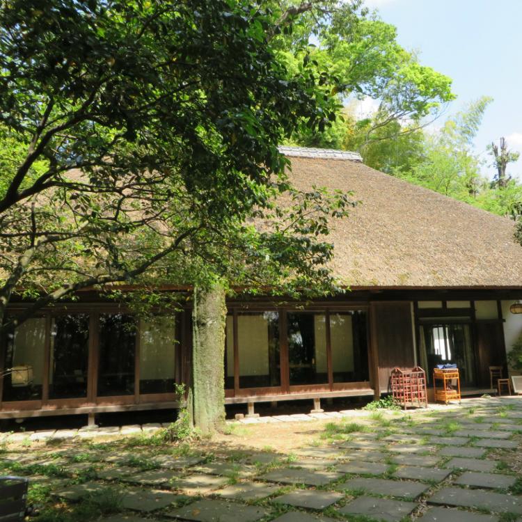 旧白洲邸 武相荘
