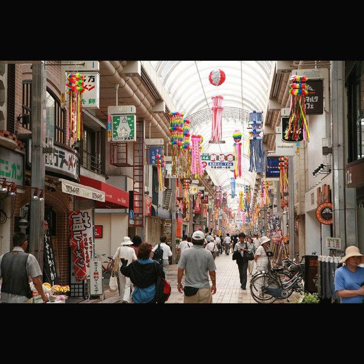 武藏小山PALM商店街