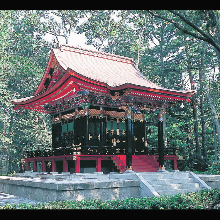 에도 도쿄 다테모노엔