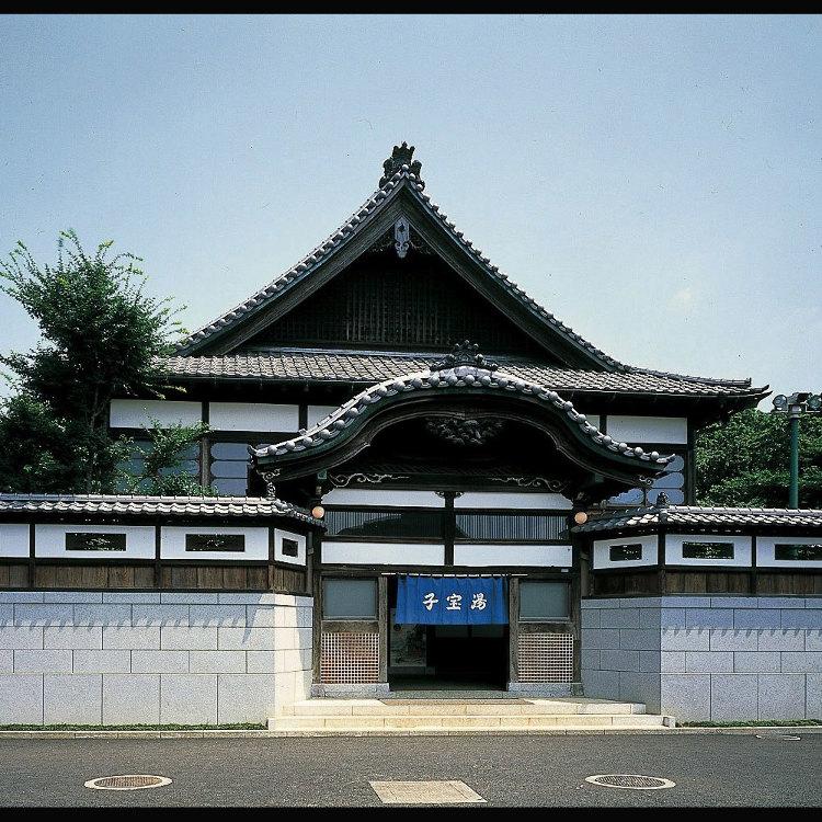 EDO-TOKYO OREN AIR ARCHITECTURAL MUSEUM