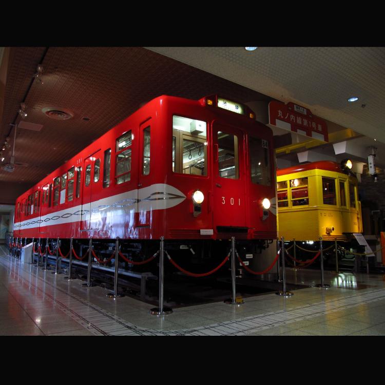 地铁博物馆