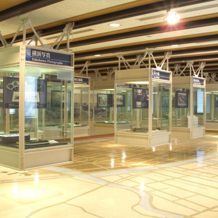 요코하마 개항 자료관