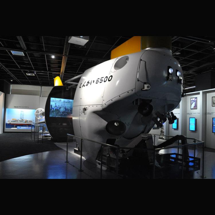三菱港未来技术馆