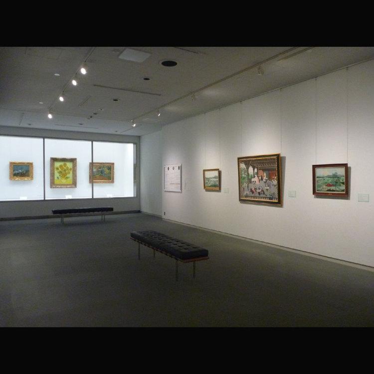 도고 세이지 기념 손보(손해보험) 재팬 닛폰코아 미술관