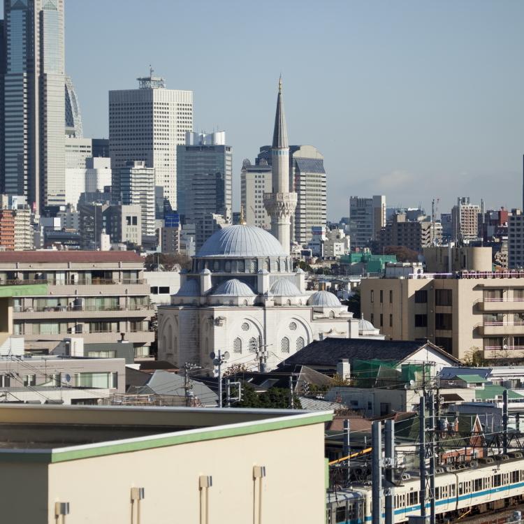 東京大清真寺土耳其文化中心