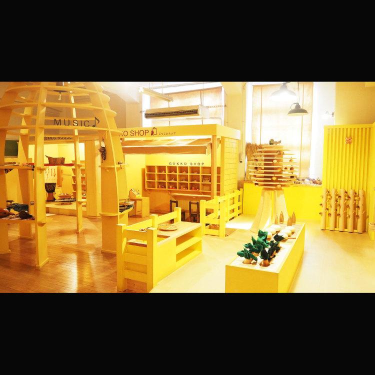 東京玩具美術館(Tokyo Toy Museum)