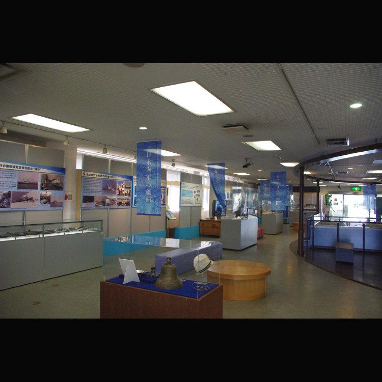 船的科学馆