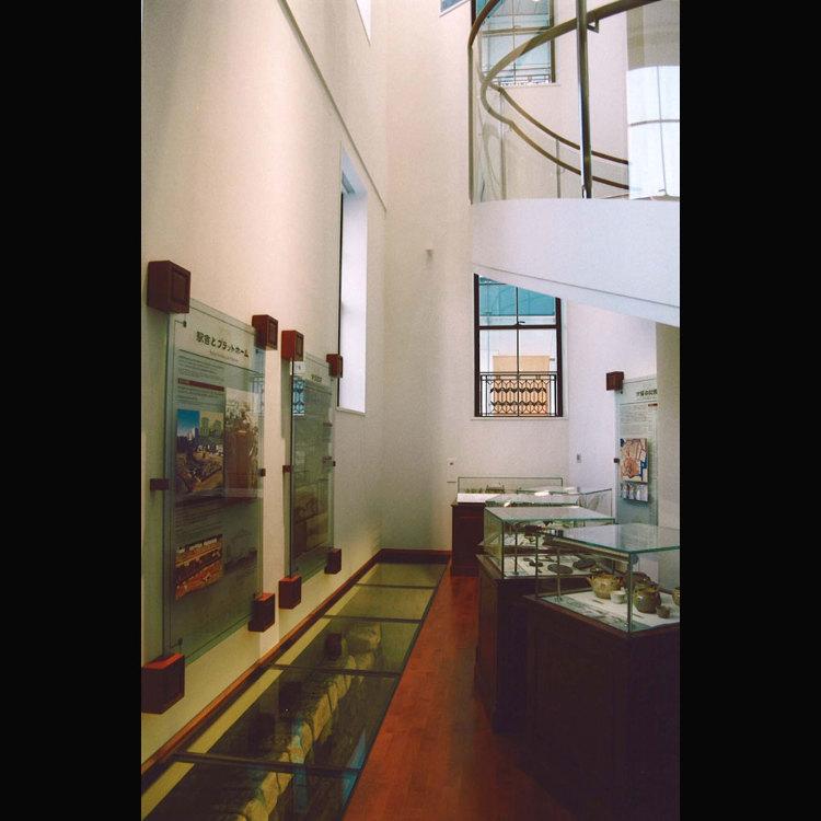 旧新桥停车场 铁道历史展示室