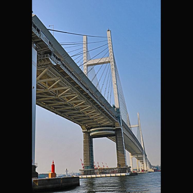 橫濱港灣大橋