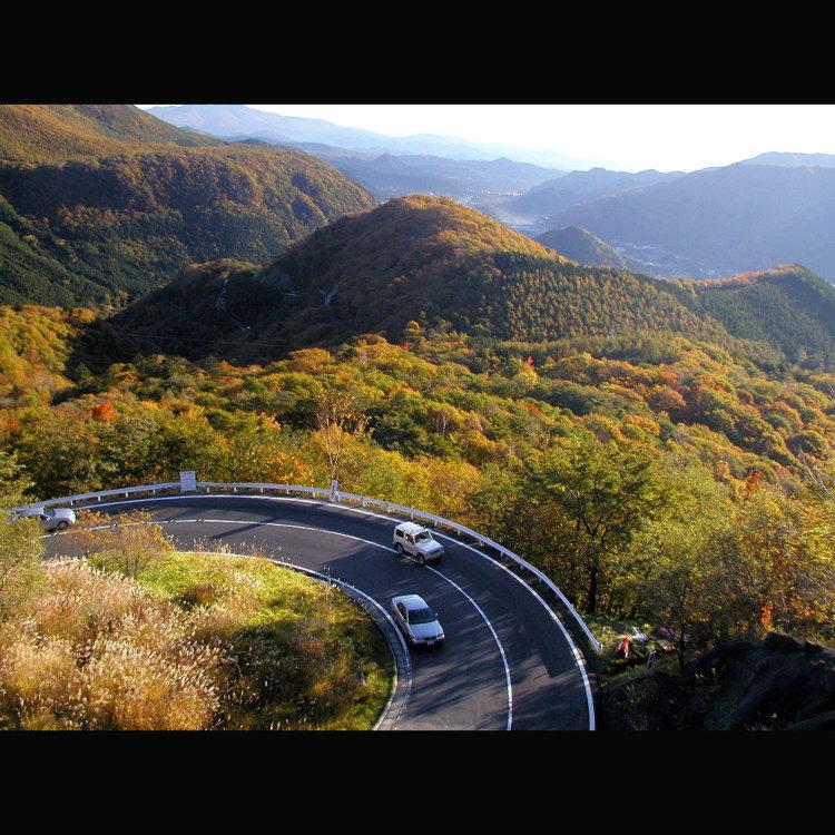 Irohazaka Route