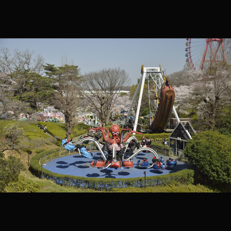 Seibuen Amusement Park