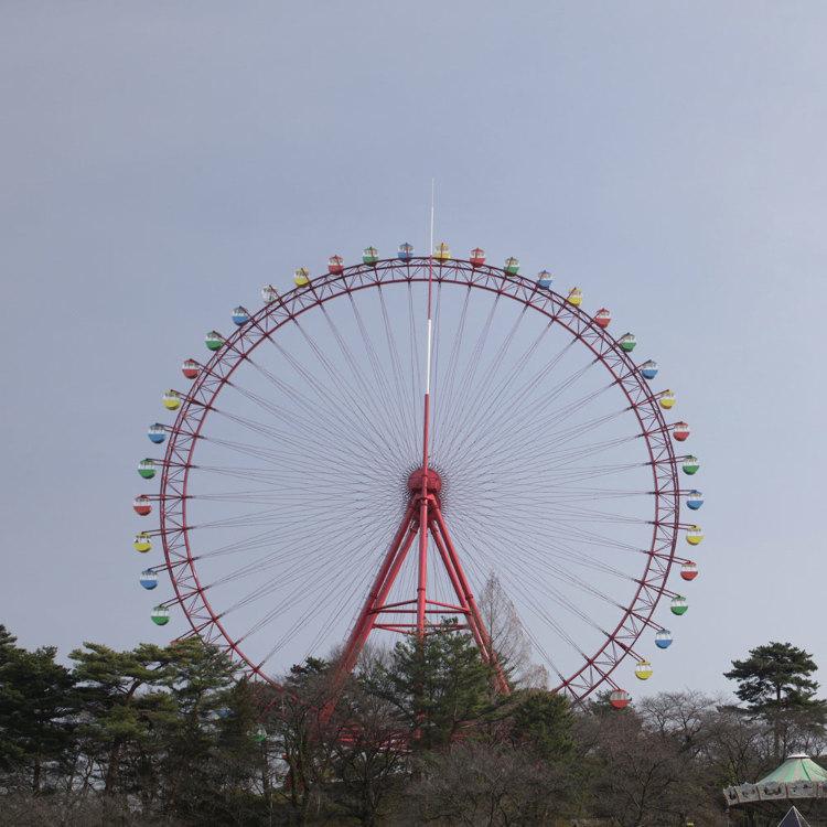 西武園遊樂園