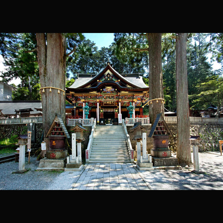 Mitsumine Shrine