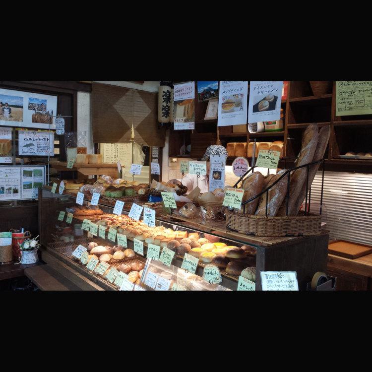 Kawagoe Bakery Raku Raku