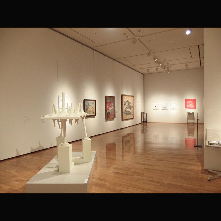 川越市立美術館