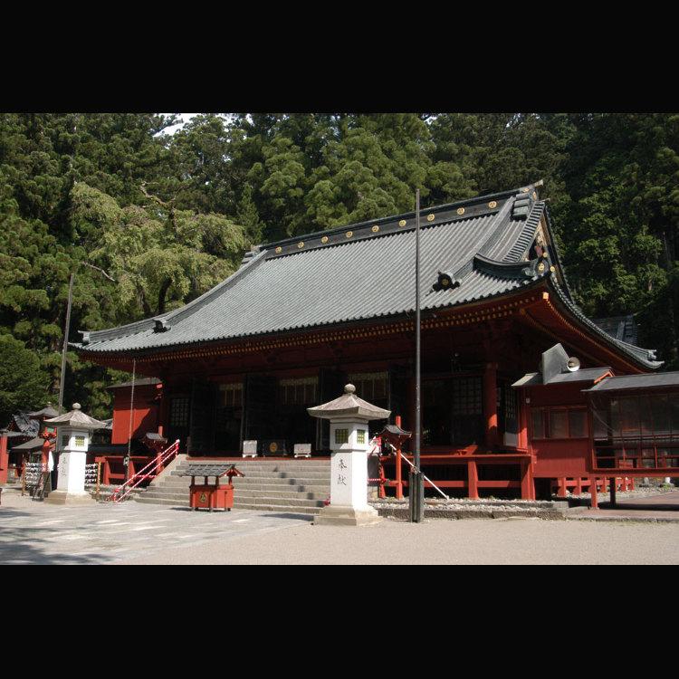 日光二荒山神社