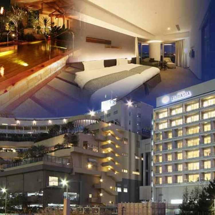 Spa & Hotel Maihama Eurasia