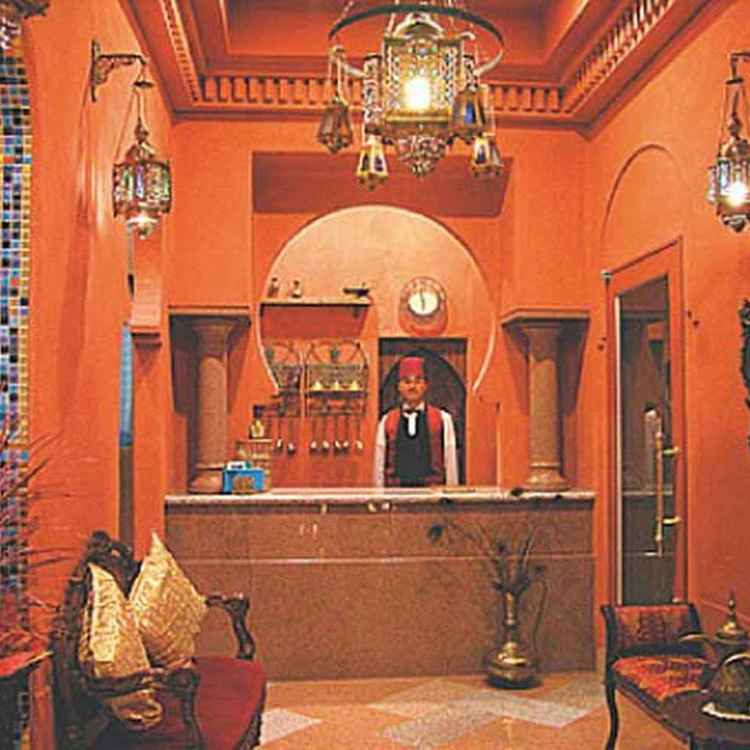 Arabian Art Hotel & Gallery