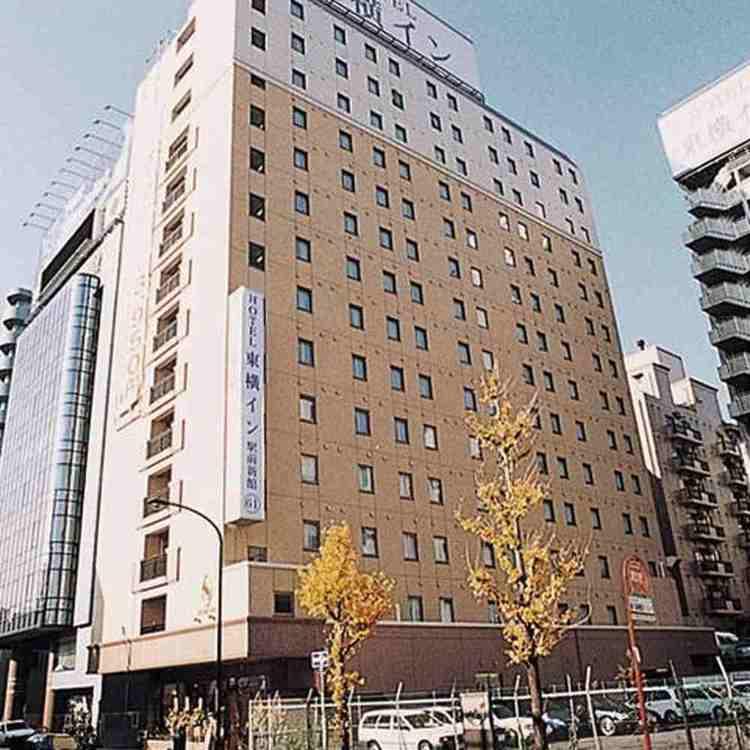 東横INN新横浜駅前新館