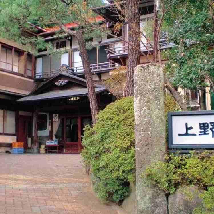 源泉上野屋