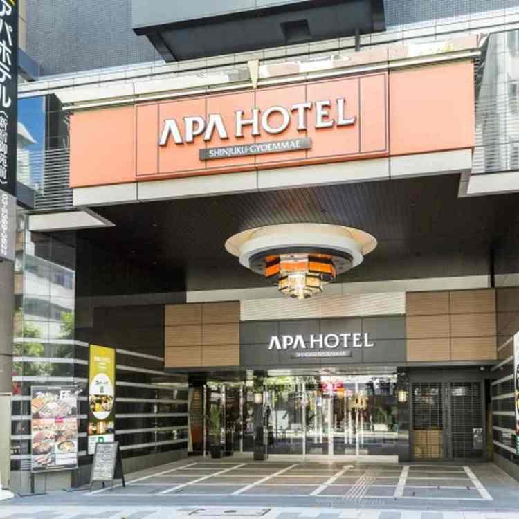 APA Hotel Shinjukugyoen-mae
