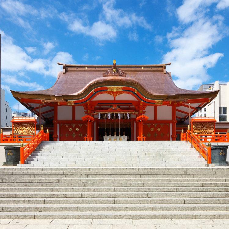 東京に来たら行くべき神社10選 - LIVE JAPAN (日本の旅行・観光 ...