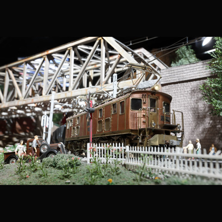 Hara Model Railway Museum
