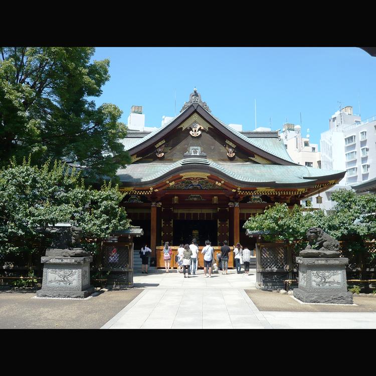 Yushima Tenman-gu (Yushima Tenjin)