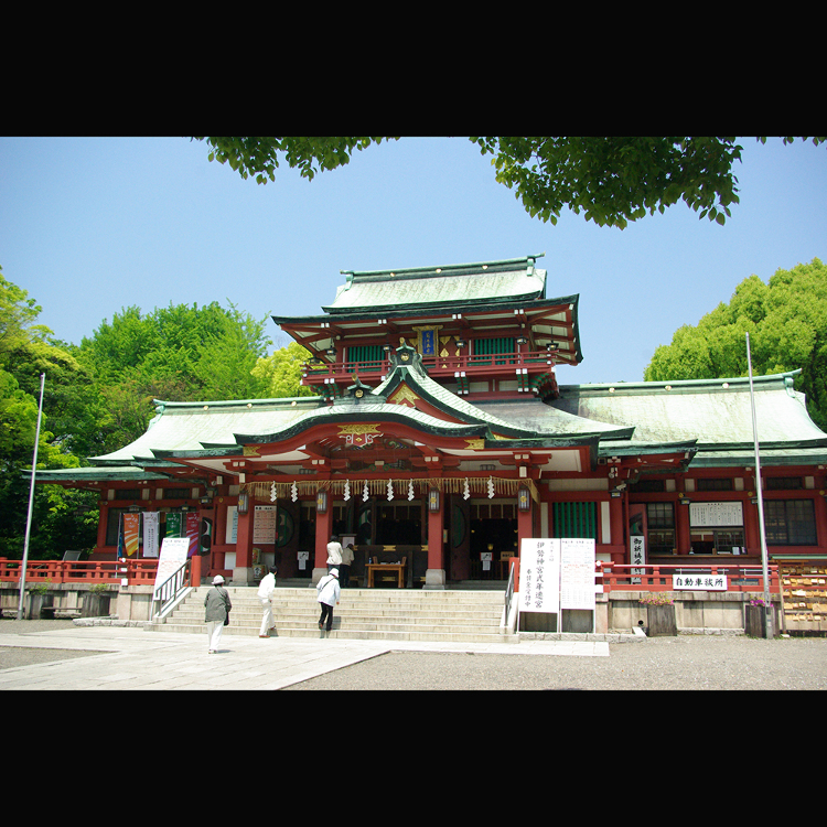 Tomioka Hachiman Shrine