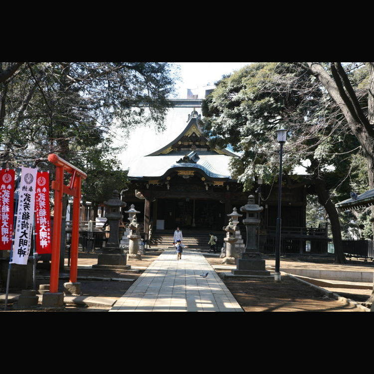 Houmyou-ji temple