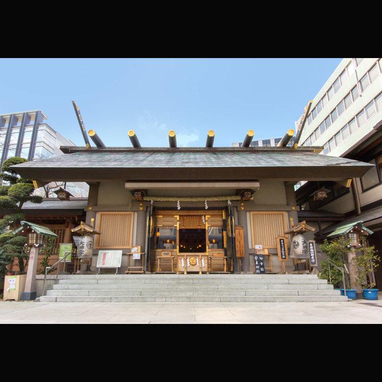 Shiba Daijingu Shrine