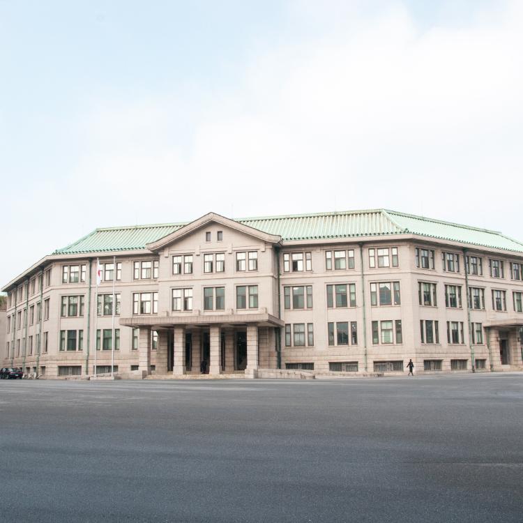 皇居东御苑